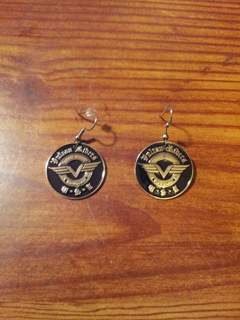 VRA earrings