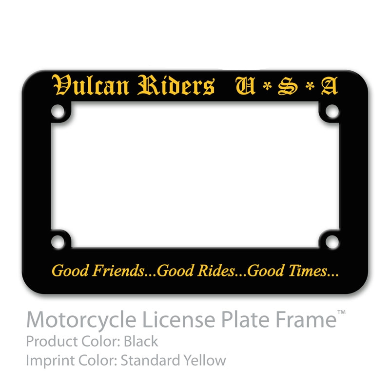 motorcycle license plate frame - Motorcycle License Plate Frames