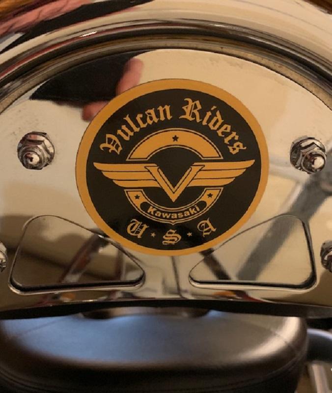 VRA Sticker