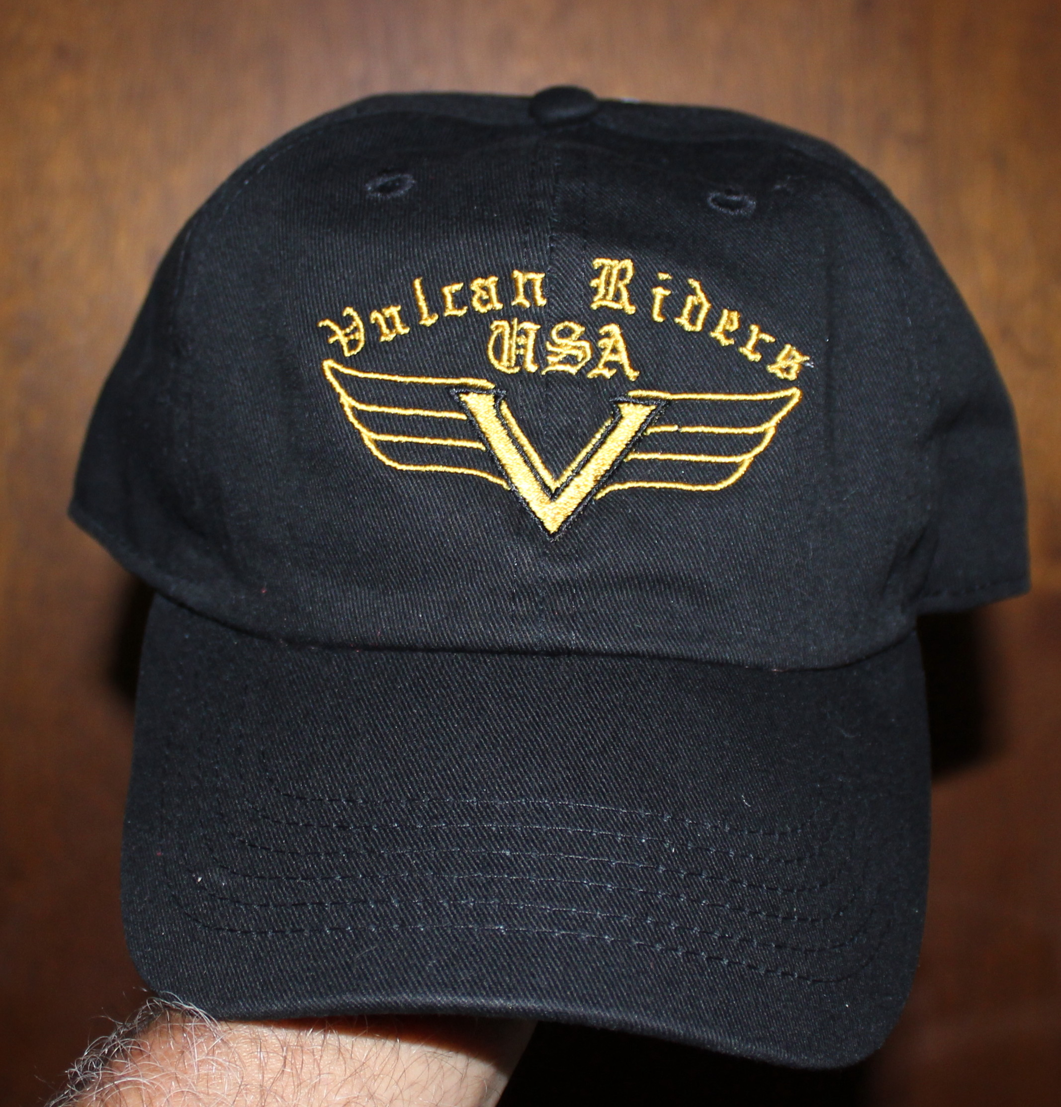 VRA Embroidered Ballcap