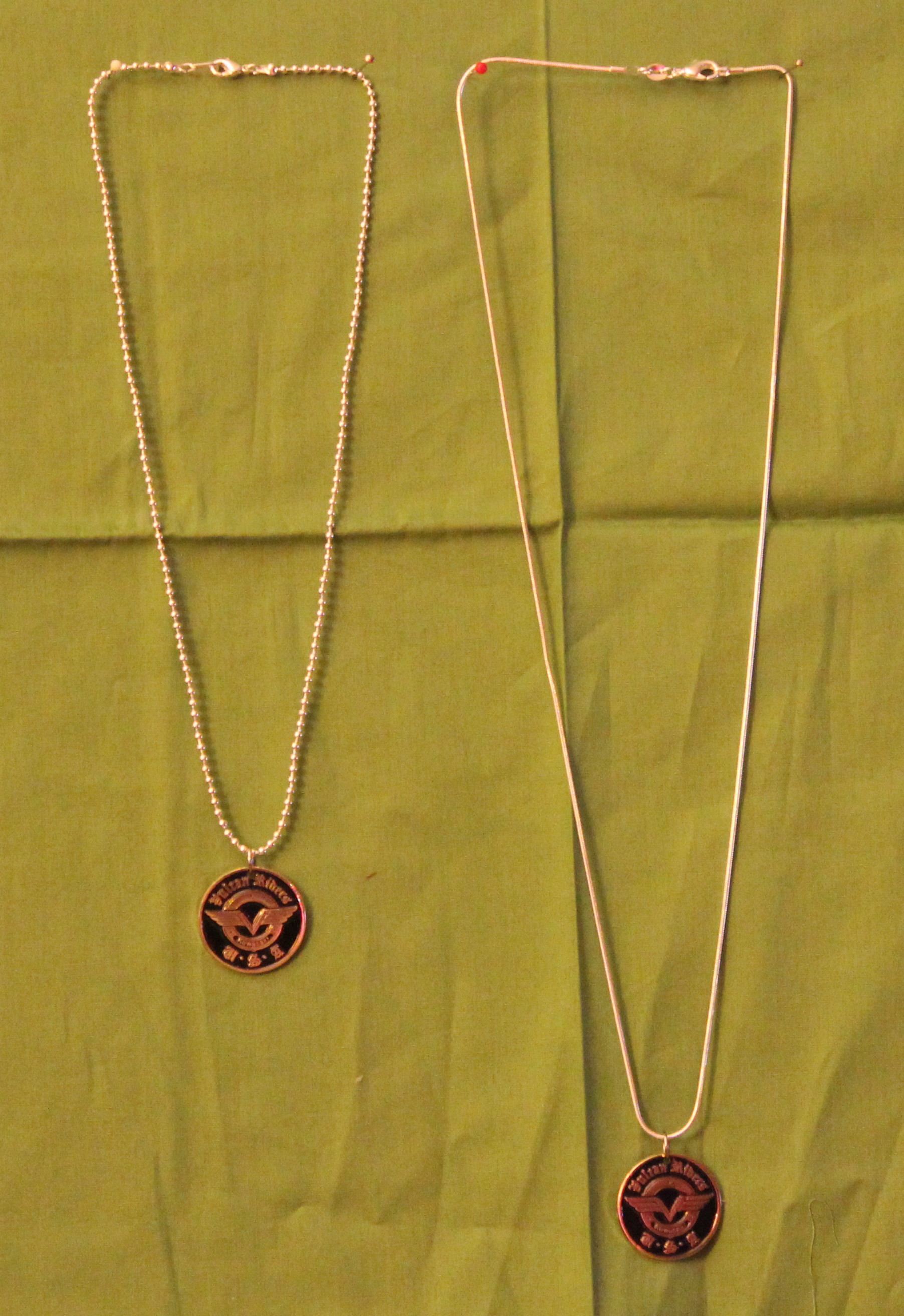 VRA Necklaces