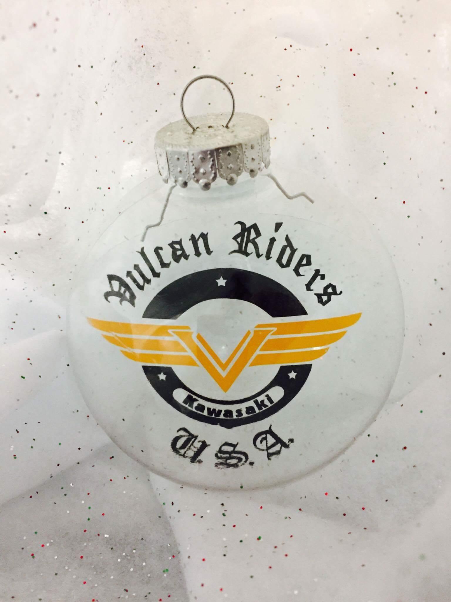 VRA Christmas ornament