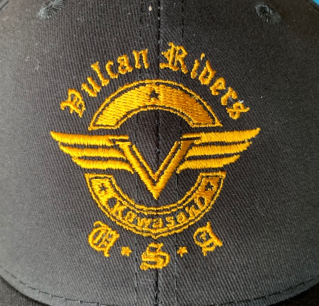 VRA Embroidered Ball Cap USA Logo